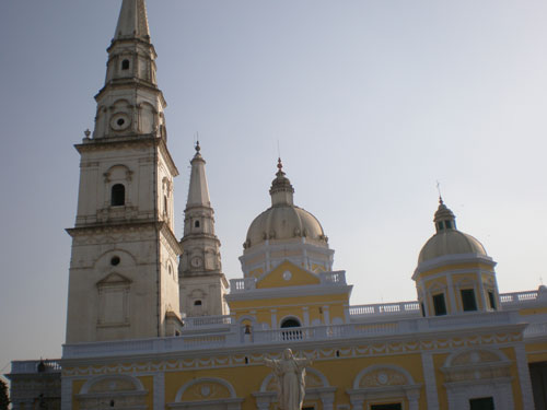Sardhana church ...